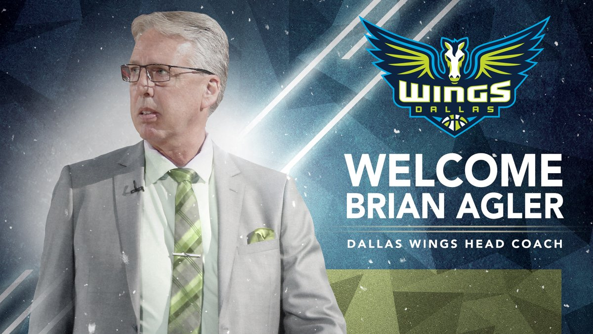 Brian Agler named head coach of the Dallas Wings