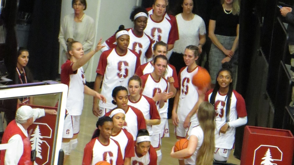 Led by Maya Dodson, Stanford closes out non-conference play with dominating performance over CSUN, 69-43
