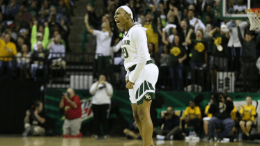 January 3, 2019 - Baylor beats UConn.. Photo: Baylor Athletics.
