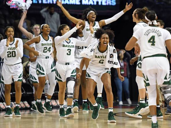 Baylor Ticket Punched 2019