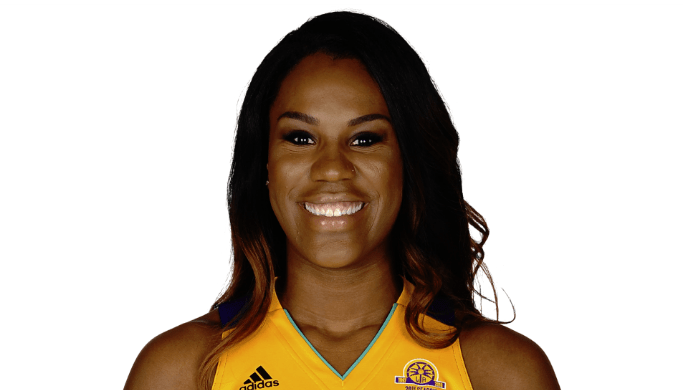 Los Angeles Sparks trade center Jantel Lavender to Chicago Sky in exchange for a 2020 second round draft pick
