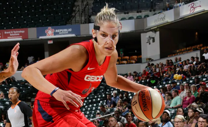 Elena Delle Donne returns to homecourt in Washington Mystics 93-65 win over Atlanta Dream