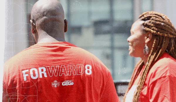 FORWARD8: Washington Mystics host neighborhood organizations, embracing their roles in the community
