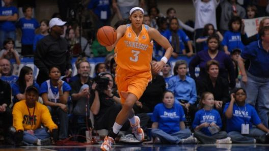 2020 SEC Legend Candace Parker. Photo: SEC.