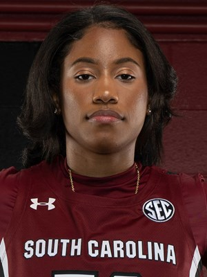 Tyasha Harris. Photo: South Carolina Athletics.