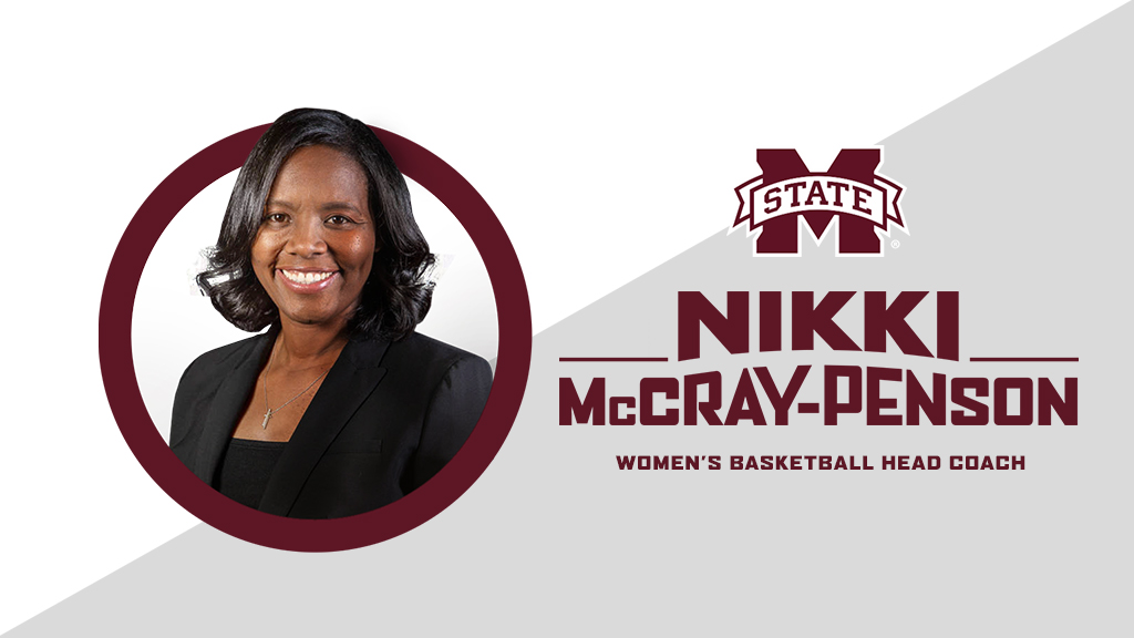 It's official: Nikki McCray-Penson named head coach at Mississippi State