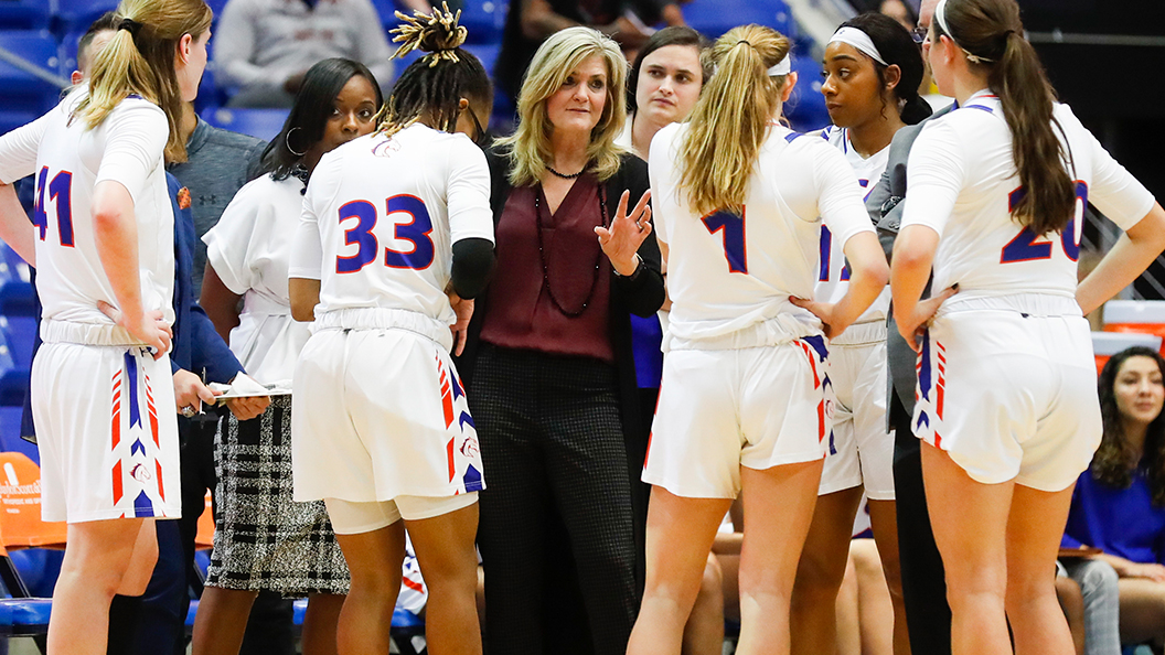 Texas Tech names former Lady Raider Krista Gerlich head coach