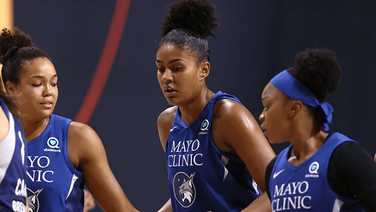 Lynx ousted in semifinals sweep by Storm but have much to look forward to in 2021