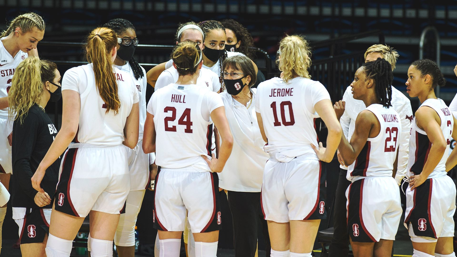 With improved rebounding, Stanford recovers from skid to cruise past USC 86-59