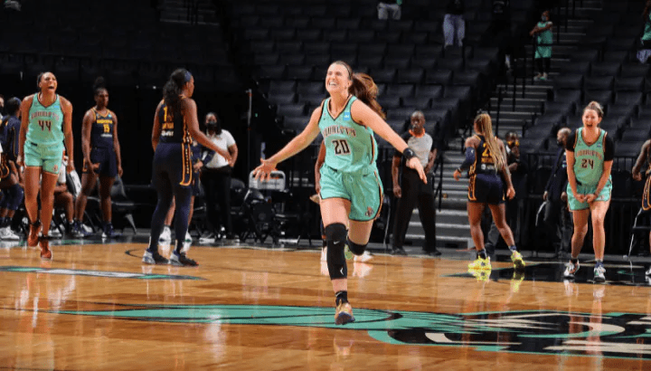 Dynamic trio of Laney, Ionescu and Onyenwere give the New York Liberty an electric start to the season