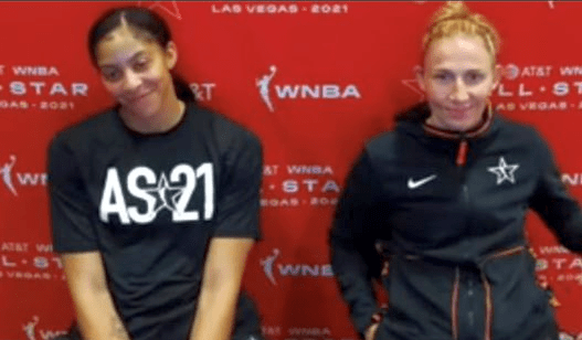 2021 All-Star: Team WNBA answers questions from the media