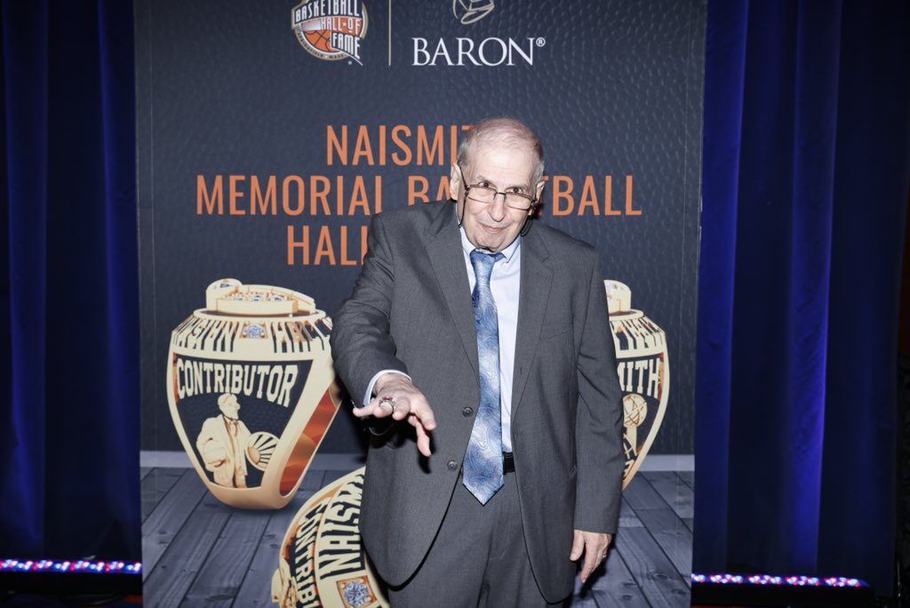 A Tribute to Mel Greenberg: Basketball Hall of Fame's 2021 Curt Gowdy Print Media Award Winner