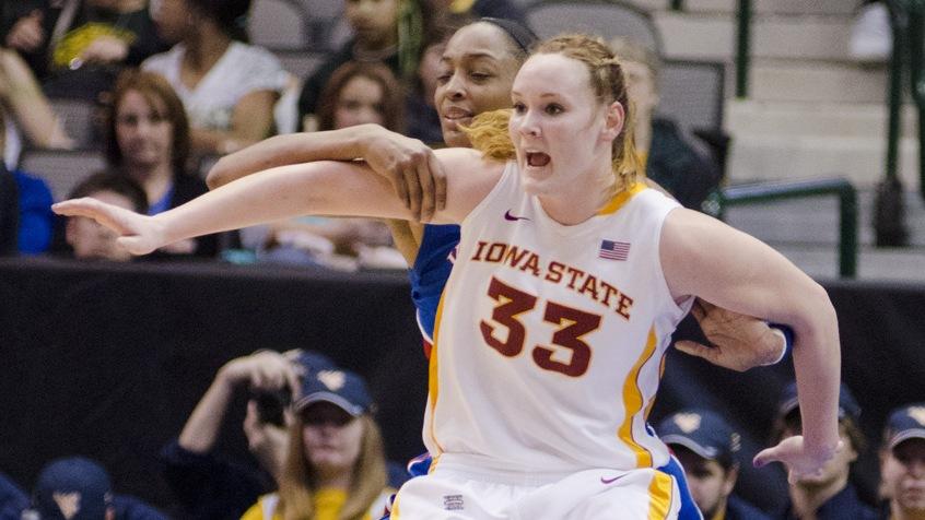 Iowa State dominates Kansas to head into the Big 12 tournament semifinals