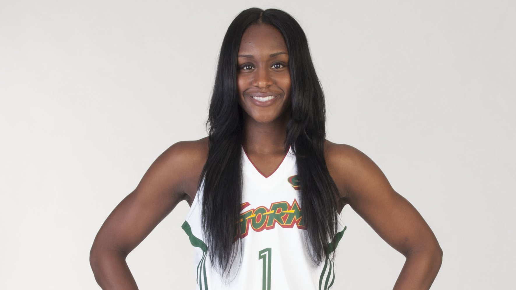 A Dishin & Swishin Q&A Session: Crystal Langhorne looks to keep the Storm rolling in LJ's absence