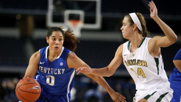 Instant classic: Jennifer O'Neill leads No. 5 Kentucky in epic 4OT battle over No. 9 Baylor