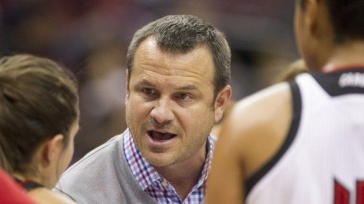 Louisville head coach Jeff Walz. Photo: University of Louisville Athletics.