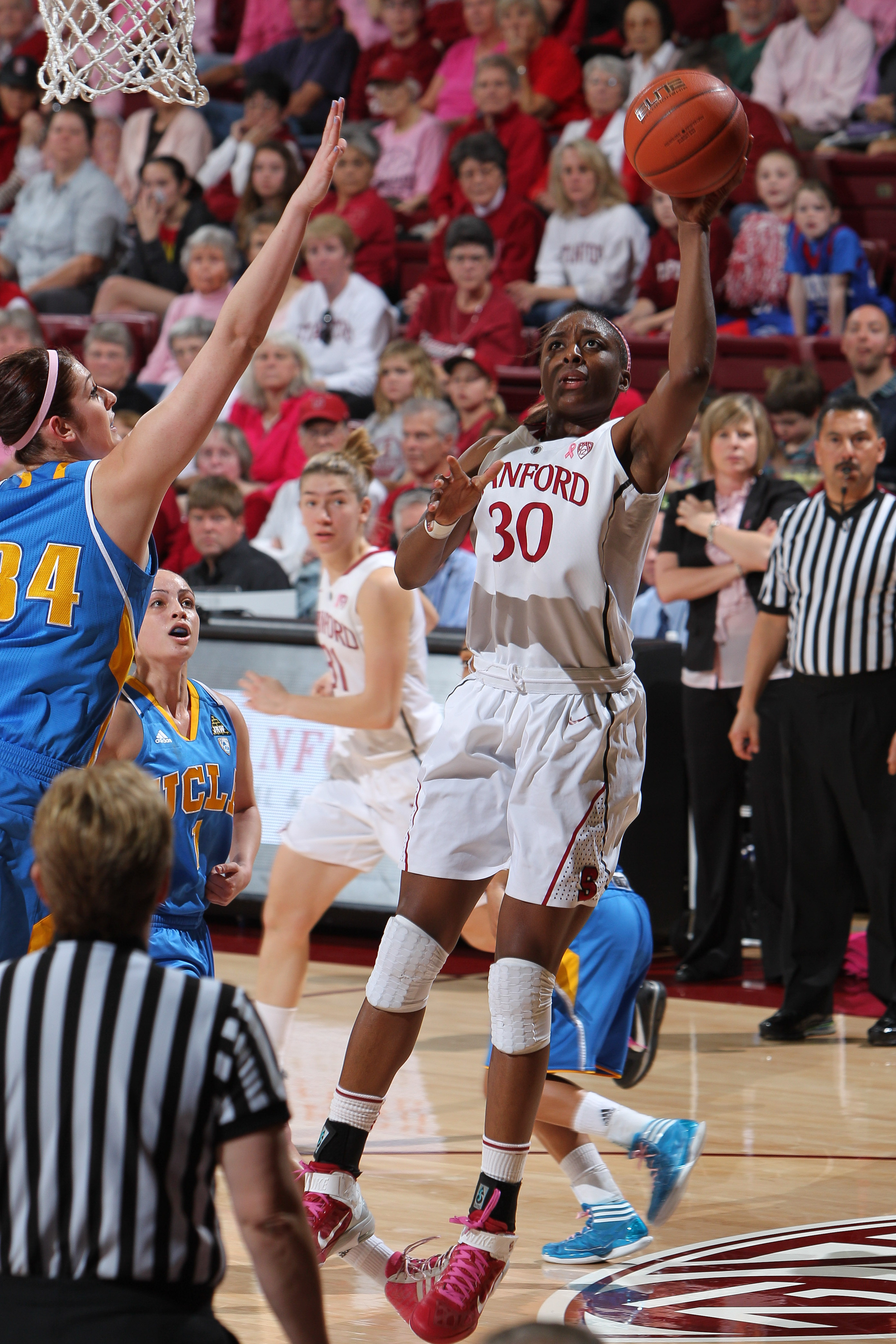 Dishin on the Elite Eight: Too much Ogwumike for Duke to handle