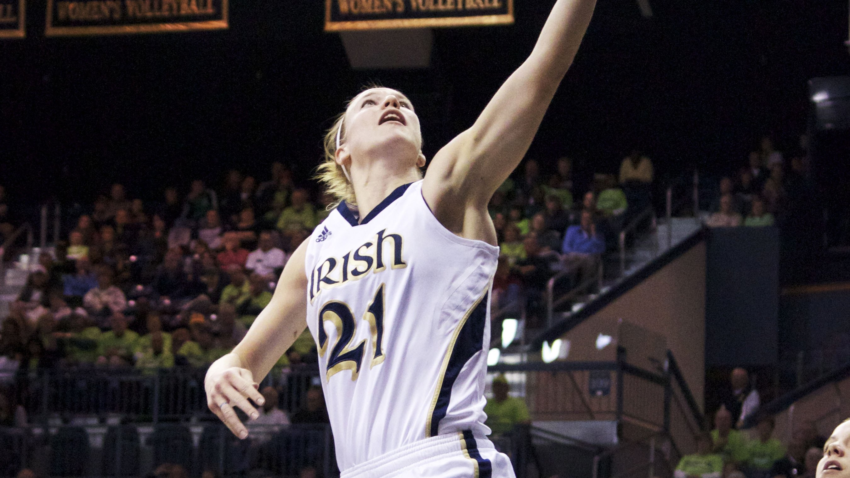 Dishin on the Elite Eight: Final Four-bound Notre Dame impressive in rout of Maryland