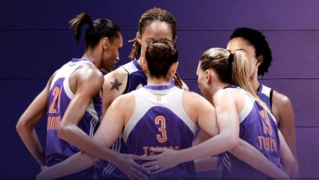 Phoenix Mercury earn third WNBA title, defeating Chicago Sky 87-82
