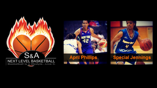 Dishin & Swishin 6/14/12 podcast: April Phillips & Special Jennings create a league of their own; the Los Angeles Sparks discuss their success
