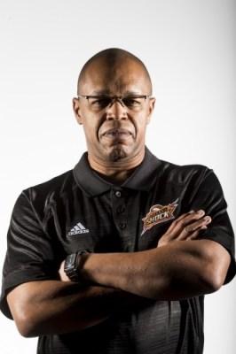 Tulsa Shock Head Coach Fred Williams. Photo: Shane Bevel/NBAE via Getty Images.