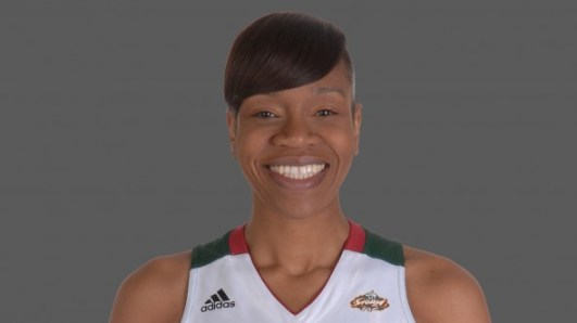 Tina Thompson. Photo: WNBA/NBAE.