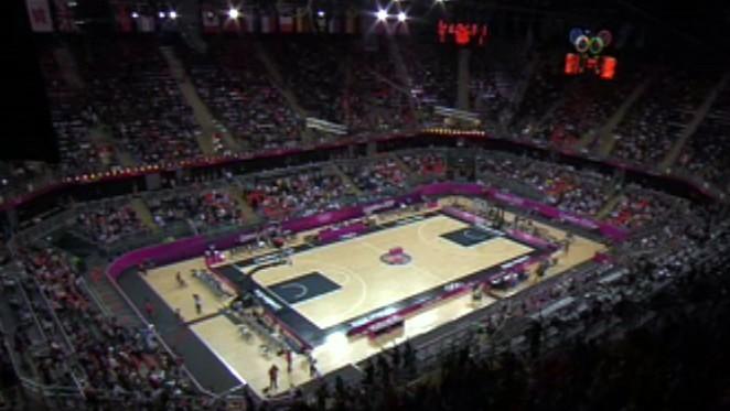 2012 Olympics: Australia and the U.S. to meet in the semifinals; Russia to take on undefeated France