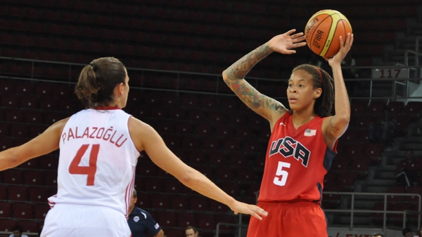 The U.S. survives Turkey, 80-61, in last exhibition before the London Games