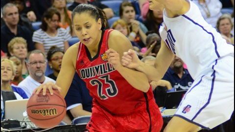 Dishin & Swishin Q&A looks at the Class of 2014: Shoni Schimmel brings more than just flash to the court