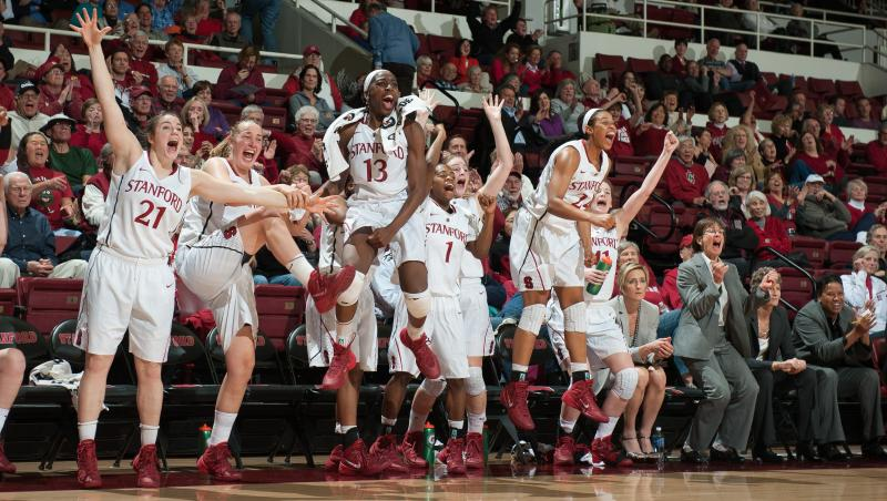 No. 4 Stanford stays atop the Pac-12 with 86-59 victory over visiting USC