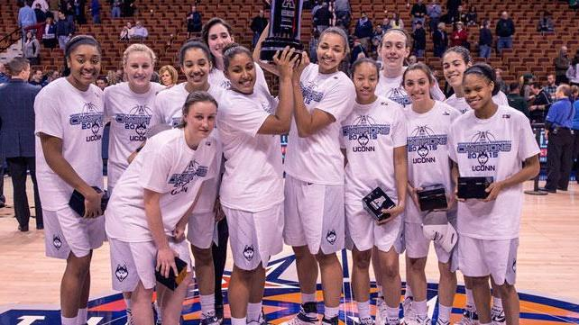 After winning AAC championship, No. 1 UConn ready for the NCAA tournament