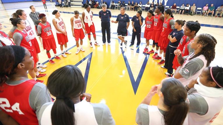 Dishin & Swishin 09/11/14 Podcast: Talking WNBA Finals and USA Basketball tryouts with AP's Doug Feinberg