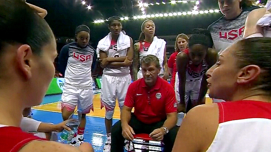 2014 FIBA World Championship Day 2: USA holds off Serbia, 94-74, in hard fought victory