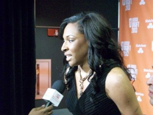 Kelsey Bone was selected 5th by the New York Liberty
