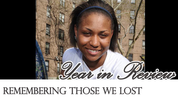 2011 Year in Review: Remembering those we lost