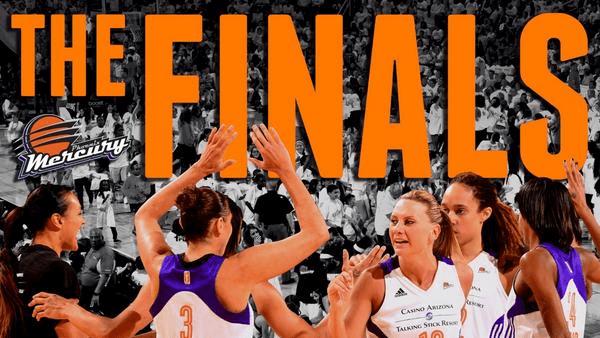 Diana Taurasi helps launch Phoenix Mercury into 2014 WNBA Finals