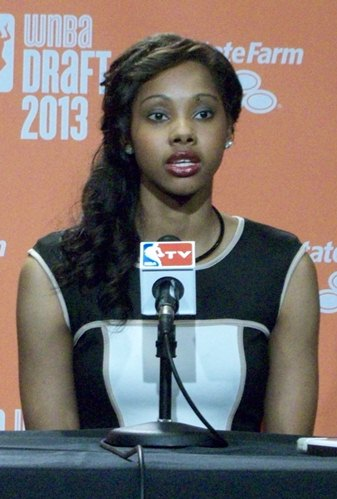 Washington drafted Tayler Hill at number four
