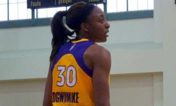 From Texas to Stanford to Los Angeles: Nneka Ogwumike's impressive trajectory and rookie splash