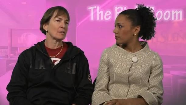 The Pink Room, Season 1, Episode 4: Stanford coach Tara VanDerveer's message to Pat Summitt