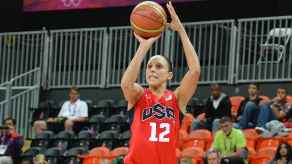 U.S. shakes off rocky first quarter to rout Czechs, 88-61