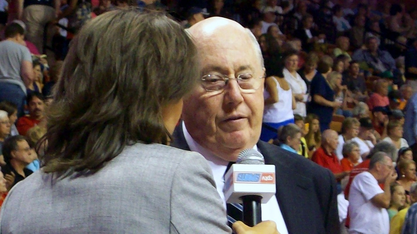 The Connecticut Sun fires head coach Mike Thibault and assistant coaches