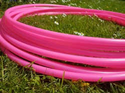 Neon Pink 16mm Polypro