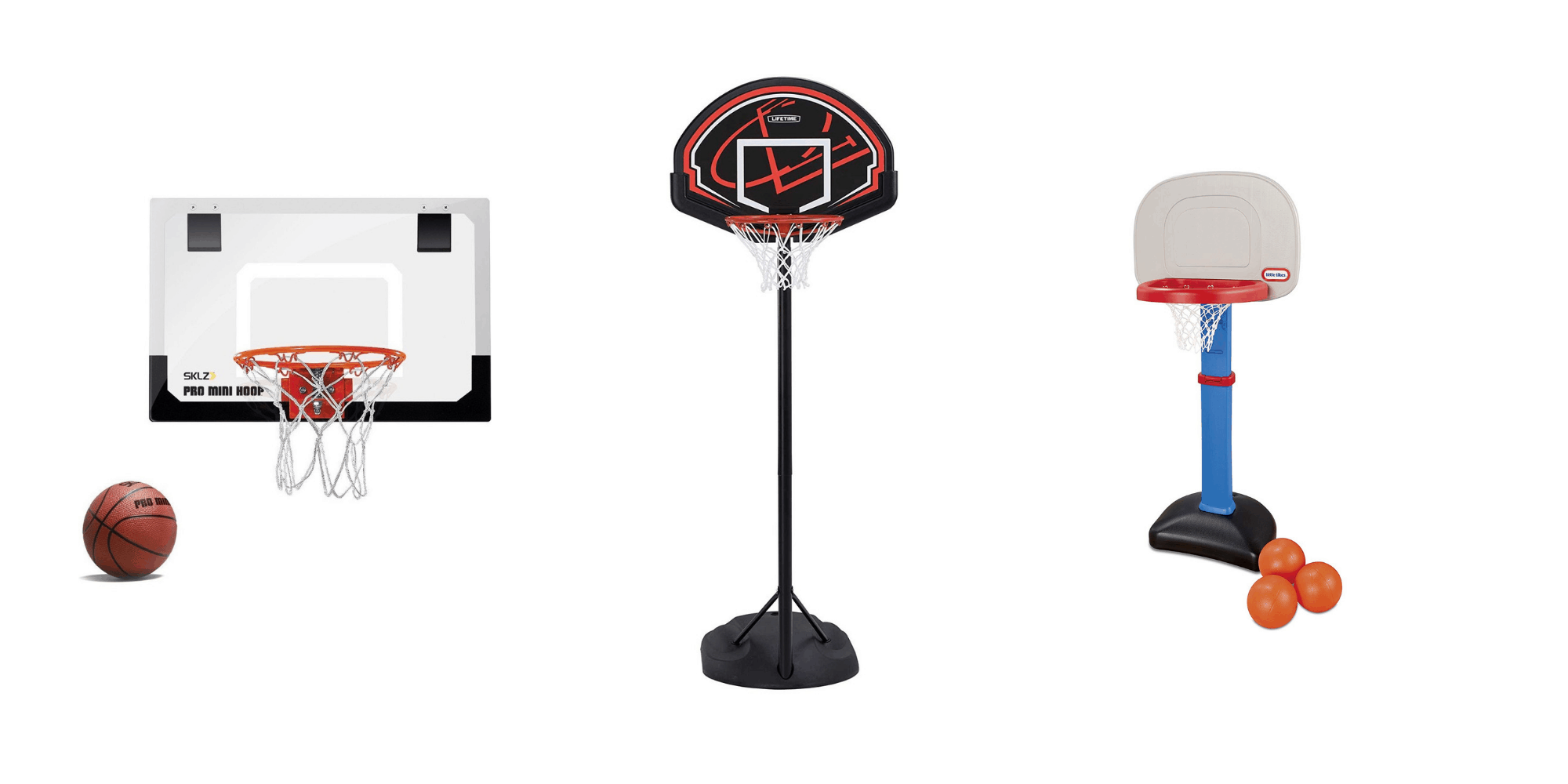 The Best Basketball Hoops For Kids And Toddlers