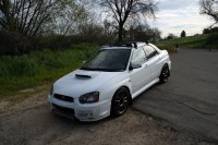 wrx roof racks? - i-Club