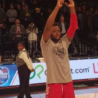 Shamorie Ponds took home tournament MVP honors in leading St. John's to the Legends Classic title (Ray Floriani photo)