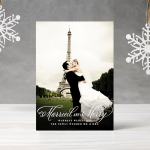 Newlywed Christmas Cards