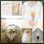Charming Rustic Wedding Inspiration