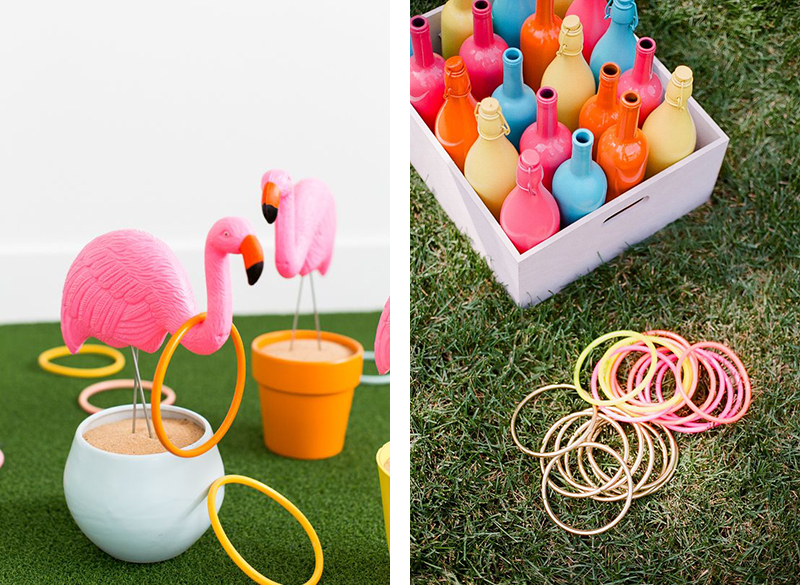 9 classic kids party