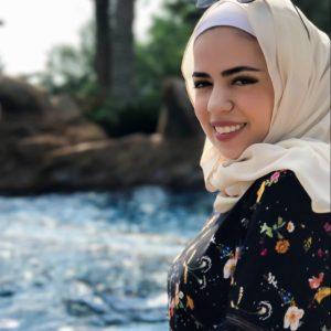 Hooriyah Collection's Venza -Mocassin premium chiffon hijab wrap