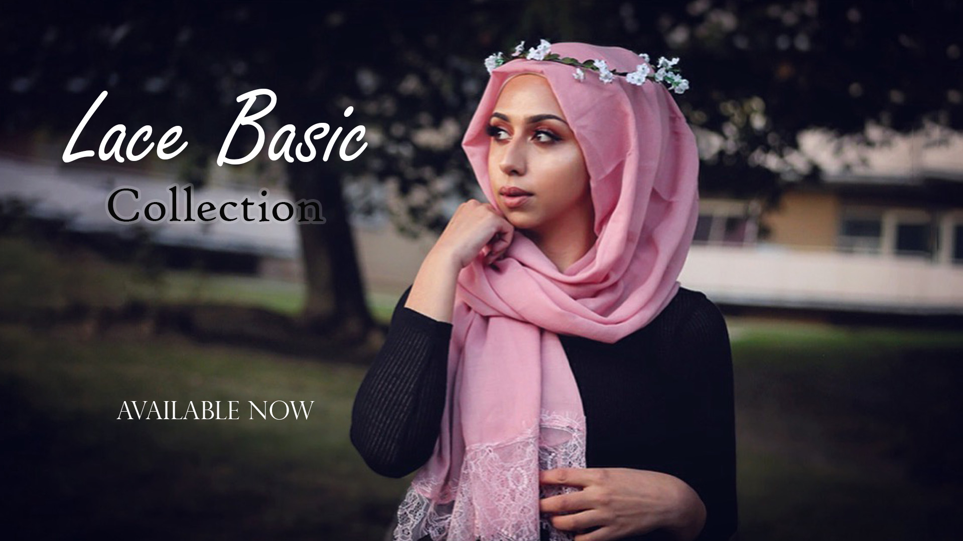 Lace Basic Collection